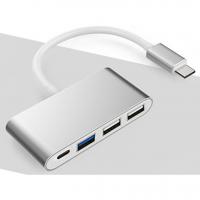 Cáp chuyển đổi USB Type-C to USB Type-C + USB 3.0 + USB 2.0