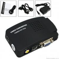 Bộ chuyển đổi AV to VGA