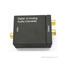 Bộ chuyển đổi Quang sang Audio L/R Toslink Coaxial to Audio (Quang to AV)