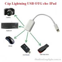 Cáp Lightning USB OTG cho IPad