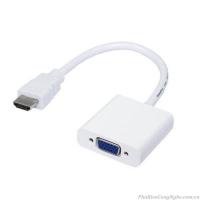 Cáp Mini HDMI to VGA