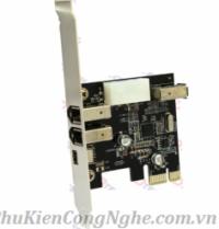 Card chuyển đổi PCI Express to 1394