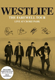 Westlife The Farewell Tour Live At Croke Park (2012)