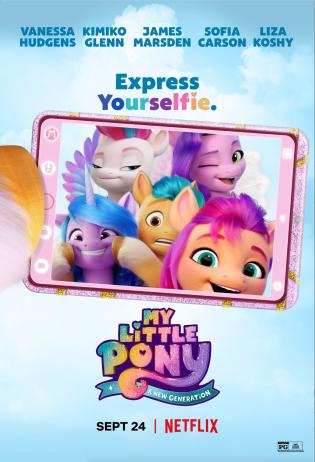 My Little Pony A New Generation 2021 - Pony Bé Nhỏ: Thế Hệ Mới