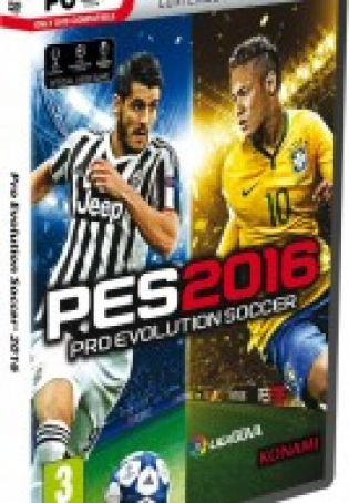 [PC] PES 2016 – Pro Evolution Soccer 2016 (2015)