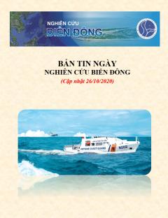 Ba điểm đáng chú ý trong Luật An toàn giao thông hàng hải mới có hiệu lực của Trung Quốc