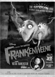 Chó Ma Frankenweenie (2012)